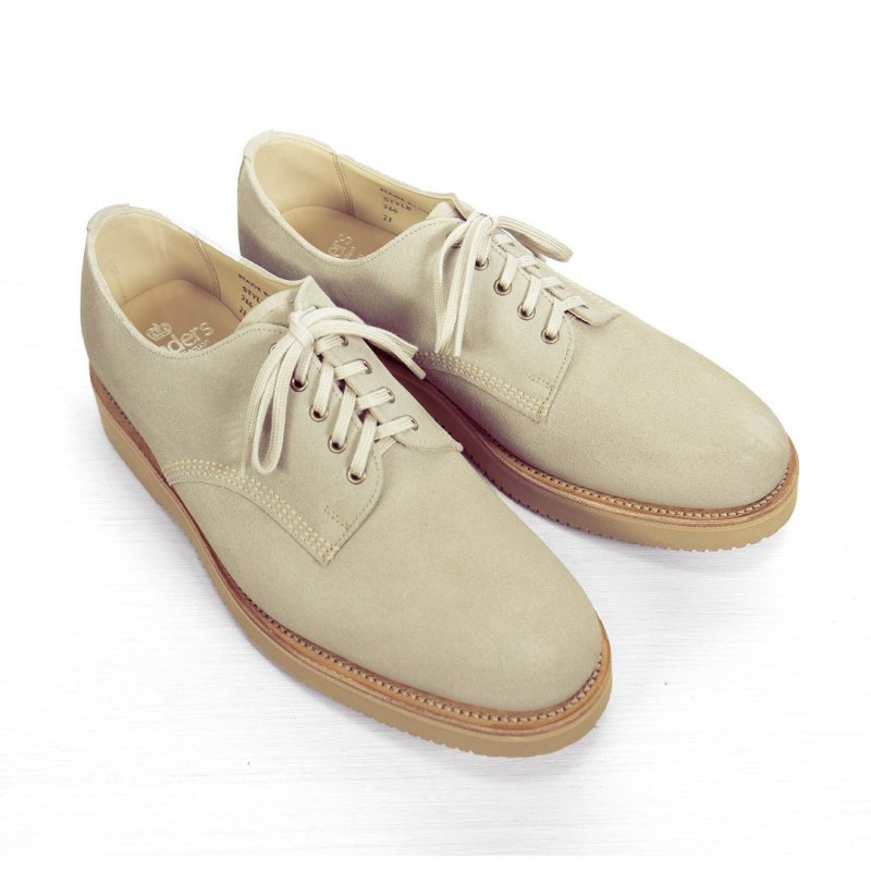 Desert Military Officer shoe