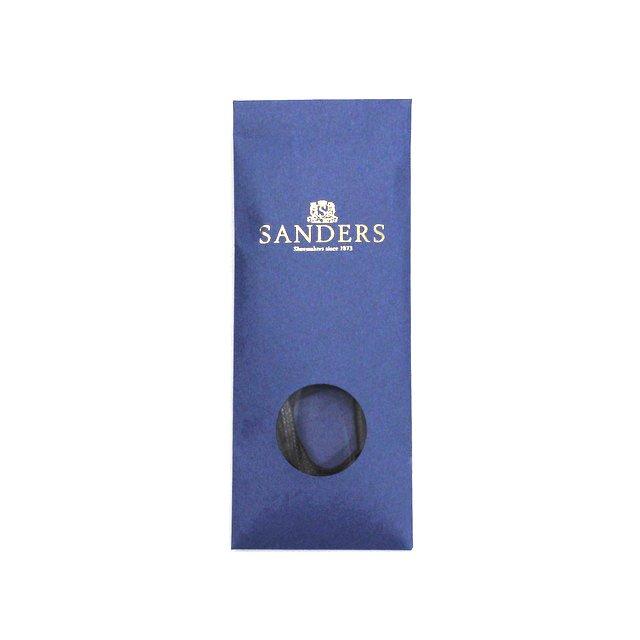 Sanders Waxed Flat Shoelace _80cm