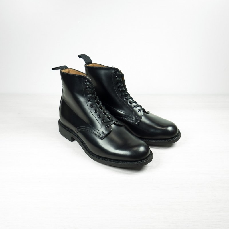 <img class='new_mark_img1' src='https://img.shop-pro.jp/img/new/icons55.gif' style='border:none;display:inline;margin:0px;padding:0px;width:auto;' />Female Military Derby Boot_T475