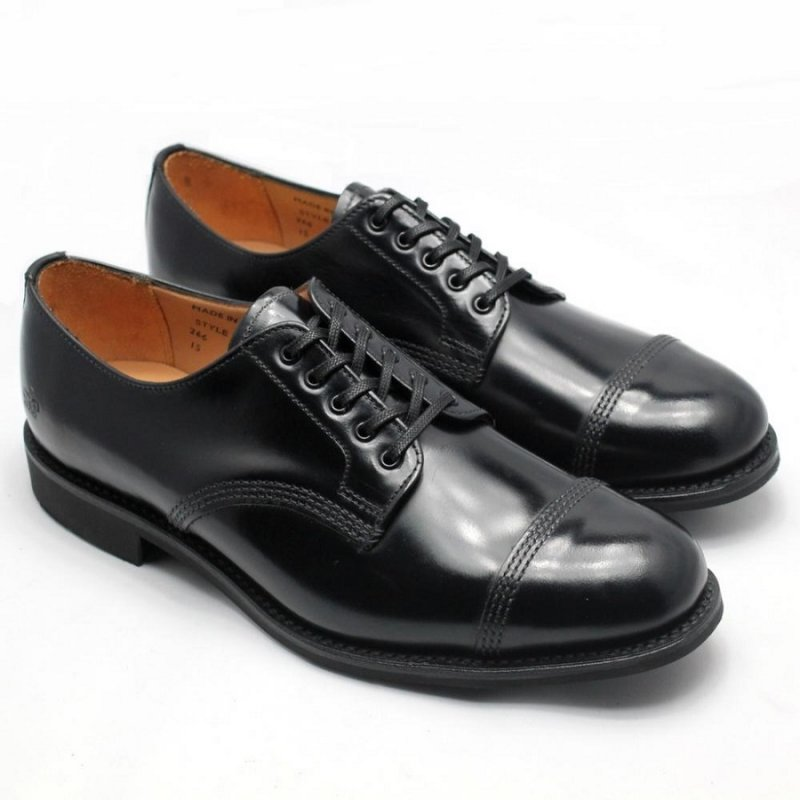 Military Derby Shoe