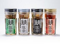 鯖の塩辛4本セット