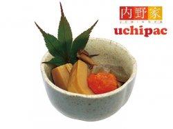 竹の子と野菜の炊き合わせ
