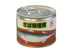 さば味噌煮缶 200g