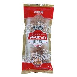 ママパックかつお削り節 徳用削り節 30g(3g×10パック)