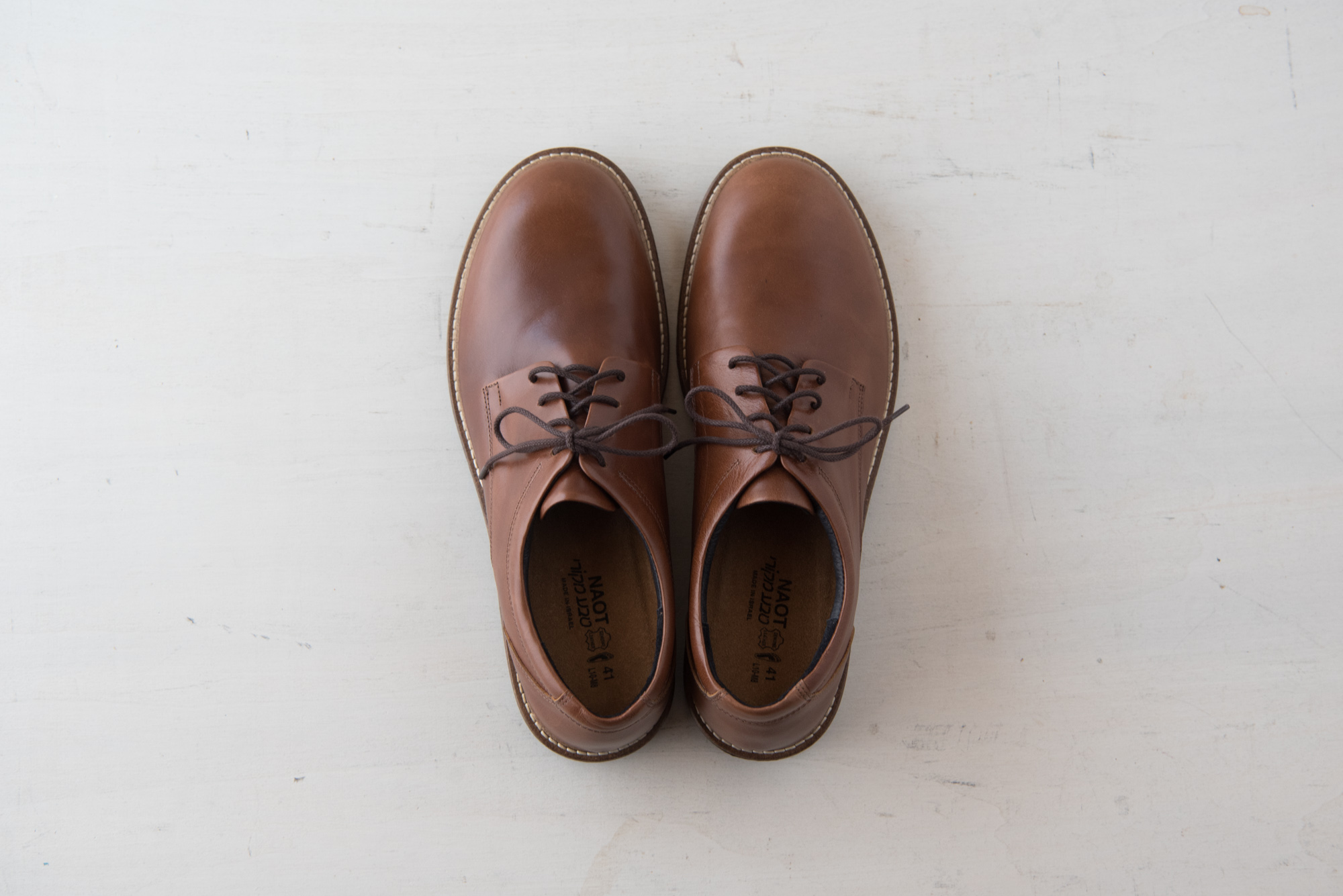 NAOT ナオト WISDOM maple brown