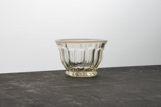 冷茶グラス 古代色 雪の花 廣田硝子