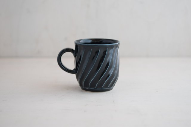 マグカップ (瑠璃) 阿部春弥
