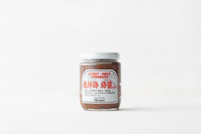 龍神梅 梅醤 (生姜入り) オーサワ