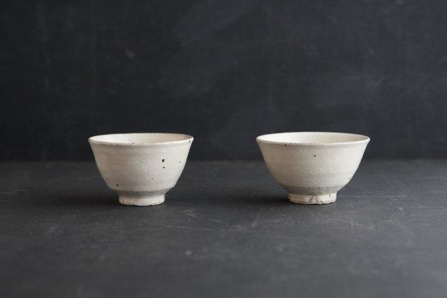 粉引 飯茶碗 戸津圭一郎