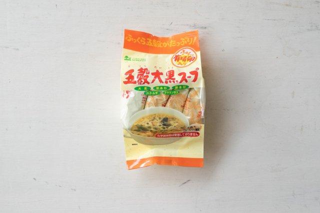 五穀大黒スープ 創健社