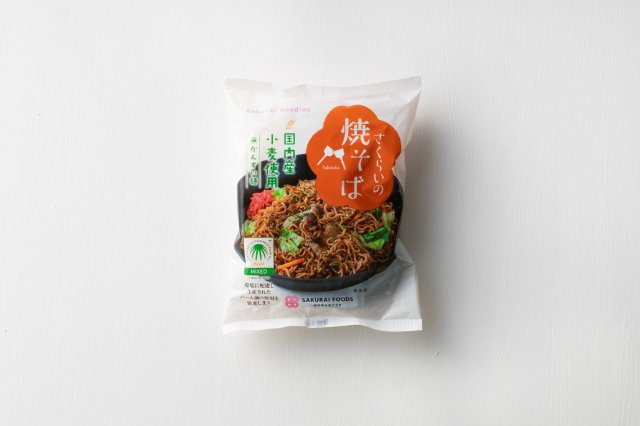 液体ソース焼そば 桜井食品