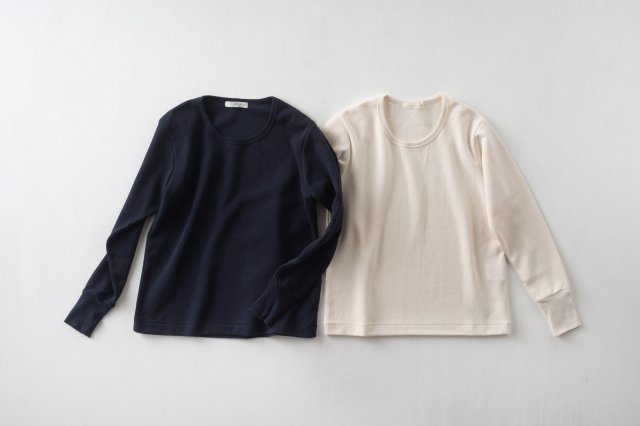 KATA Tシャツ ロング yohaku×うなぎの寝床