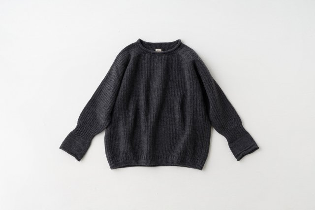 PO knit ベェタァ tamaki niime 玉木新雌