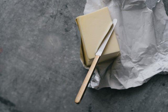 【乙なもの】真鍮バターナイフ 東屋