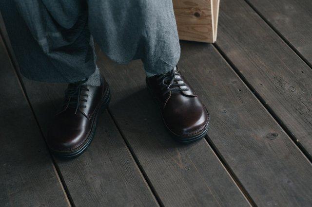 DENALI デナリ Buffalo Leather(茶) NAOT(ナオト)