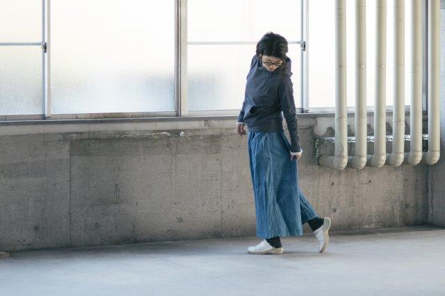 きぶんシリーズ ボトムス tamaki niime × 宝島染工