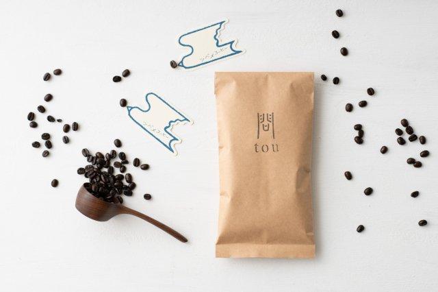 問touブレンド コーヒー豆 ツバメコーヒー