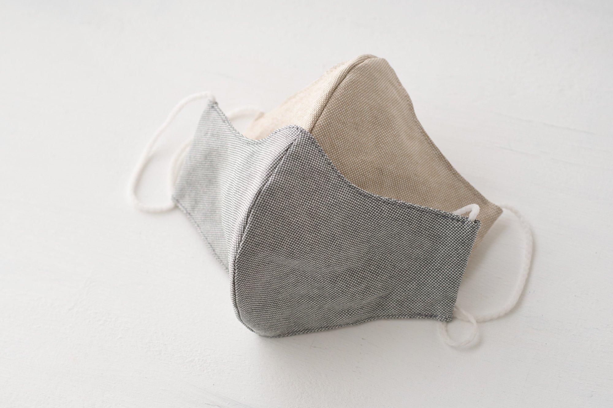 和紙 マスク 笹