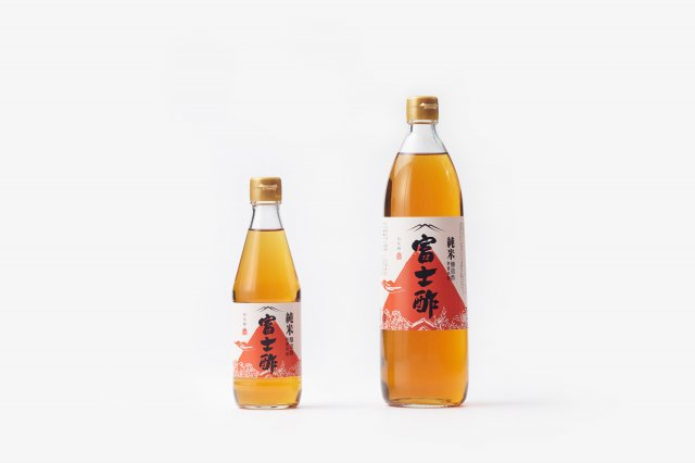 純米富士酢 飯尾醸造