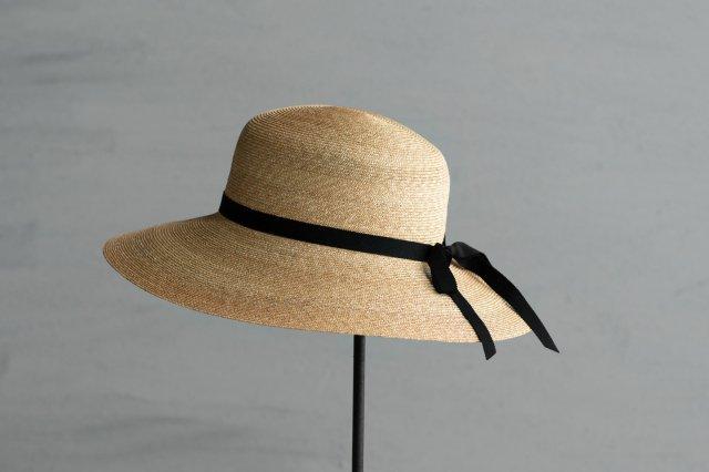 帽子 極細麦445キャペリン11 石田製帽