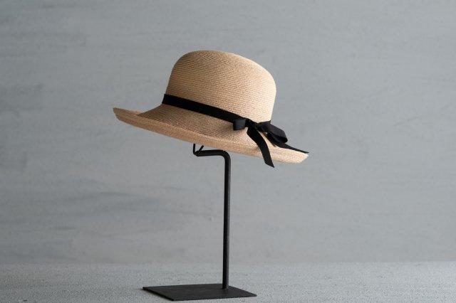 帽子 ラフィアブレードセーラー10 石田製帽