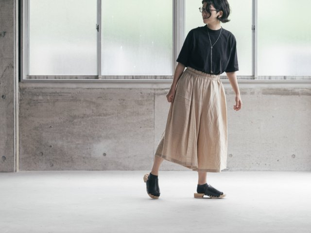 wide pants tamaki niime 玉木新雌 <img class='new_mark_img2' src='https://img.shop-pro.jp/img/new/icons5.gif' style='border:none;display:inline;margin:0px;padding:0px;width:auto;' />