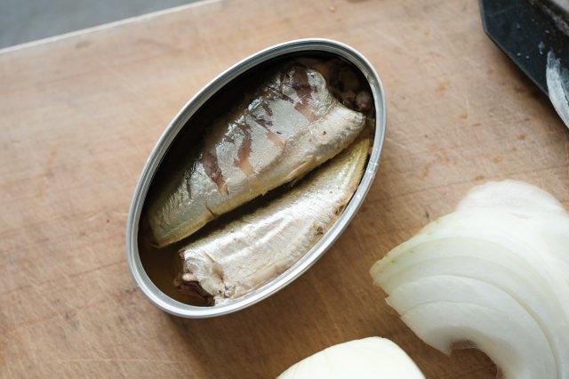 オイルサーディン缶詰  (まいわし油漬け) 千葉産直
