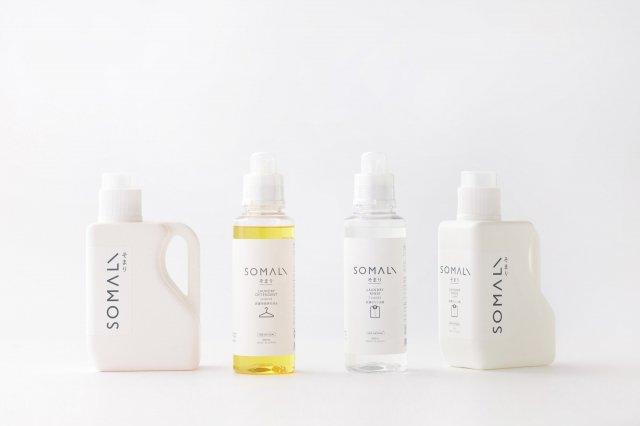 SOMALI(そまり) 洗濯用シリーズ 木村石鹸