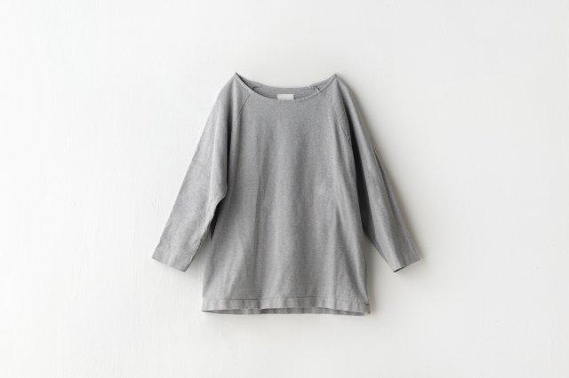 【在庫限り】 パン屋のTシャツ(杢グレー) わざわざオリジナル