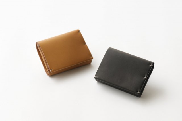 Piuma 3 三つ折り財布 logsee