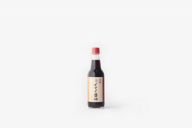 【12本入ケース】 イマイ醤油 きなり 小(360ml) 酢屋茂