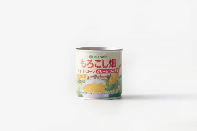 【12缶入】 コーン缶詰 クリーム つぶ入り フルーツバスケット