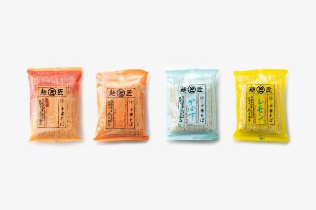 冷やし中華そば 全食お試しセット(3種入り) 鳥志商店