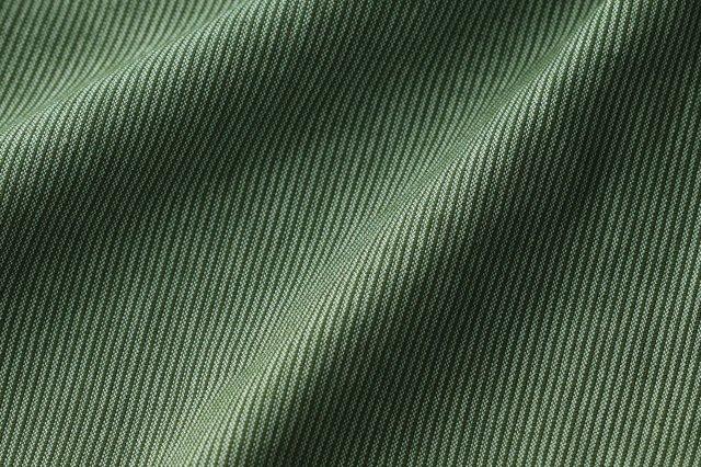 【2021 わざわざセレクトもんぺ】 縞緑 SSサイズ うなぎの寝床