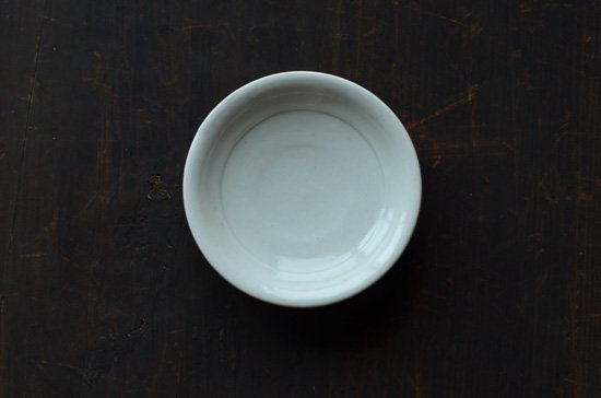 醤油豆皿 3寸 阿部春弥