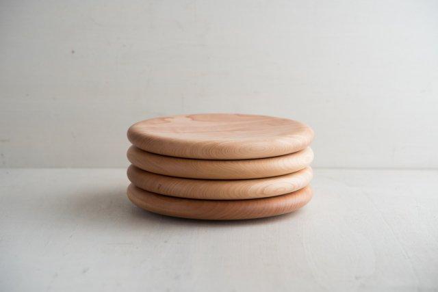 木皿プレート 6.5寸 20cm 後藤睦