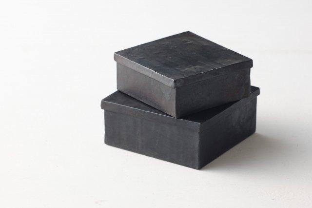 アイアンボックス 正方形(大・中) 松野屋