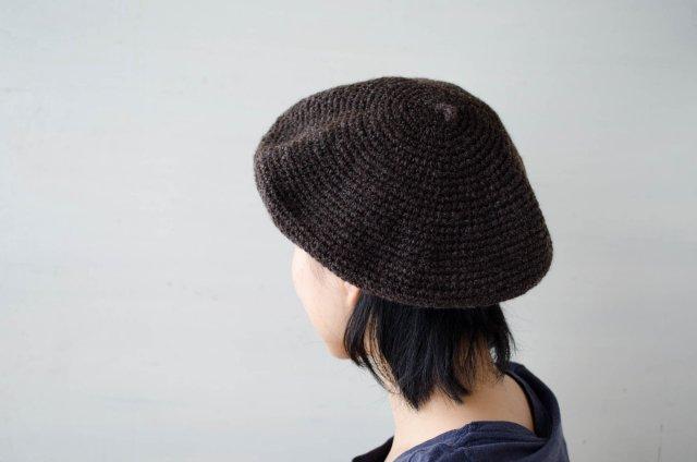 ベレー帽 小西由美子