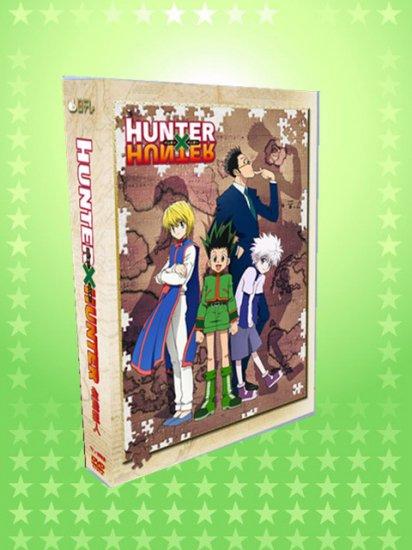 ♪ハンター×ハンター DVD-BOX  2011TV...