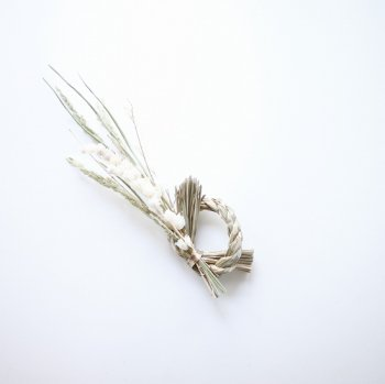 シンプル飾り 竹