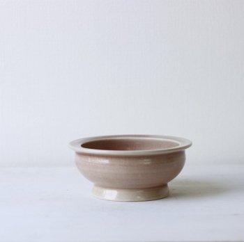 いにま陶房/やさしい器 こども茶碗 シェンナ