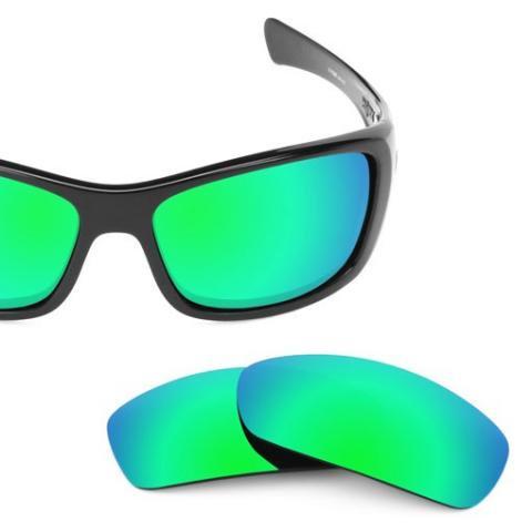 Hijinx Emerald Green Lenses ハイジンクス交換レンズ
