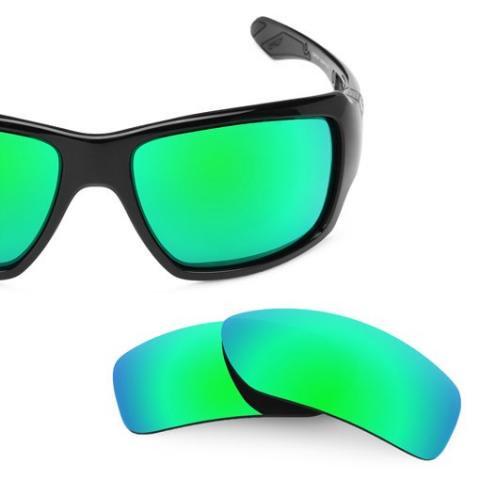 Big Taco Emerald Green Lenses ビッグタコ交換レンズ