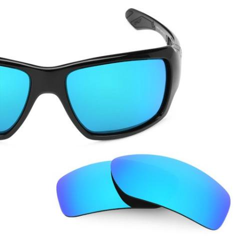 Big Taco Ice Blue Lenses ビッグタコ交換レンズ
