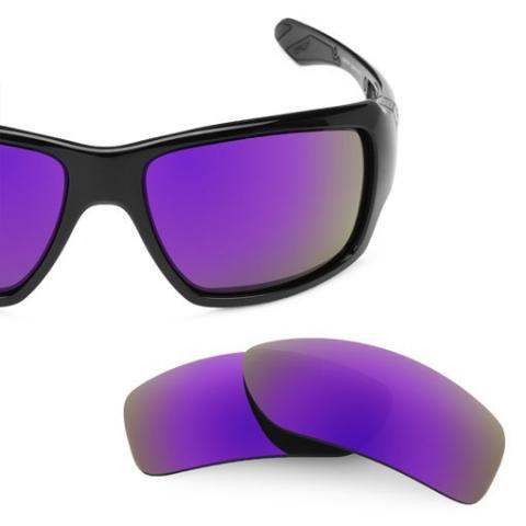 Big Taco Plasma Purple Lenses ビッグタコ交換レンズ
