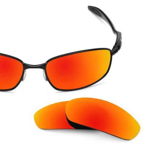 Blender Fire Red Lenses ブレンダー交換レンズ