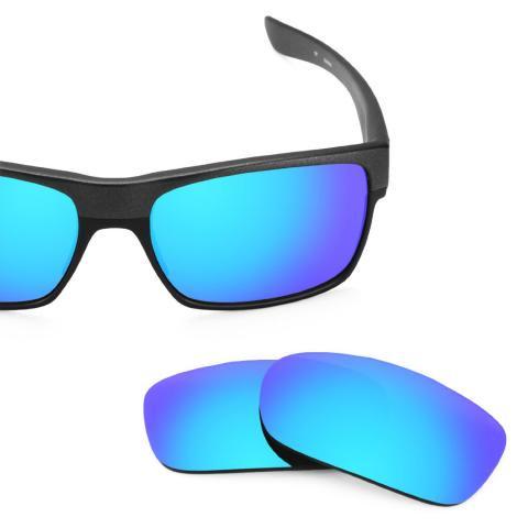 TwoFace Ice Blue Lenses トゥーフェイス交換レンズ