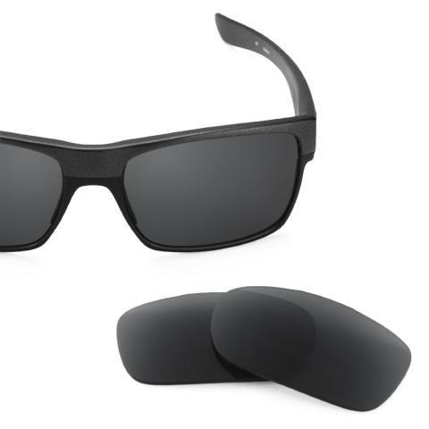 TwoFace Stealth Black Lenses トゥーフェイス交換レンズ