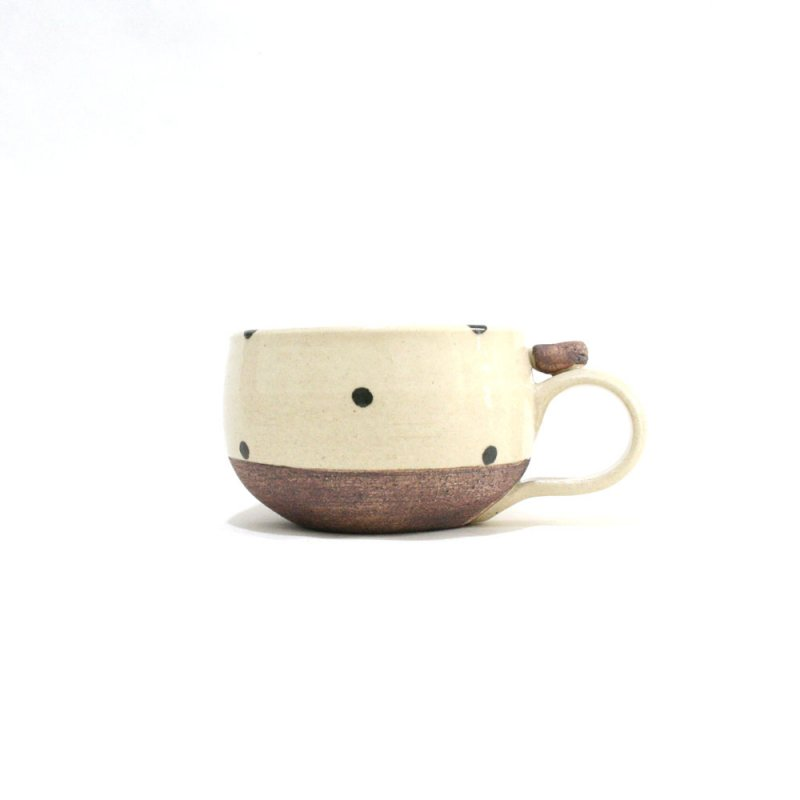 ドットカップ(コーヒー豆)