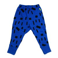 Franky Grow (フランキーグロウ) パーソンズ スウェット パンツ ブルー&ブラックバー (PERSONS SWEAT PANTS Blue&Black bar)<img class='new_mark_img2' src='//img.shop-pro.jp/img/new/icons20.gif' style='border:none;display:inline;margin:0px;padding:0px;width:auto;' />